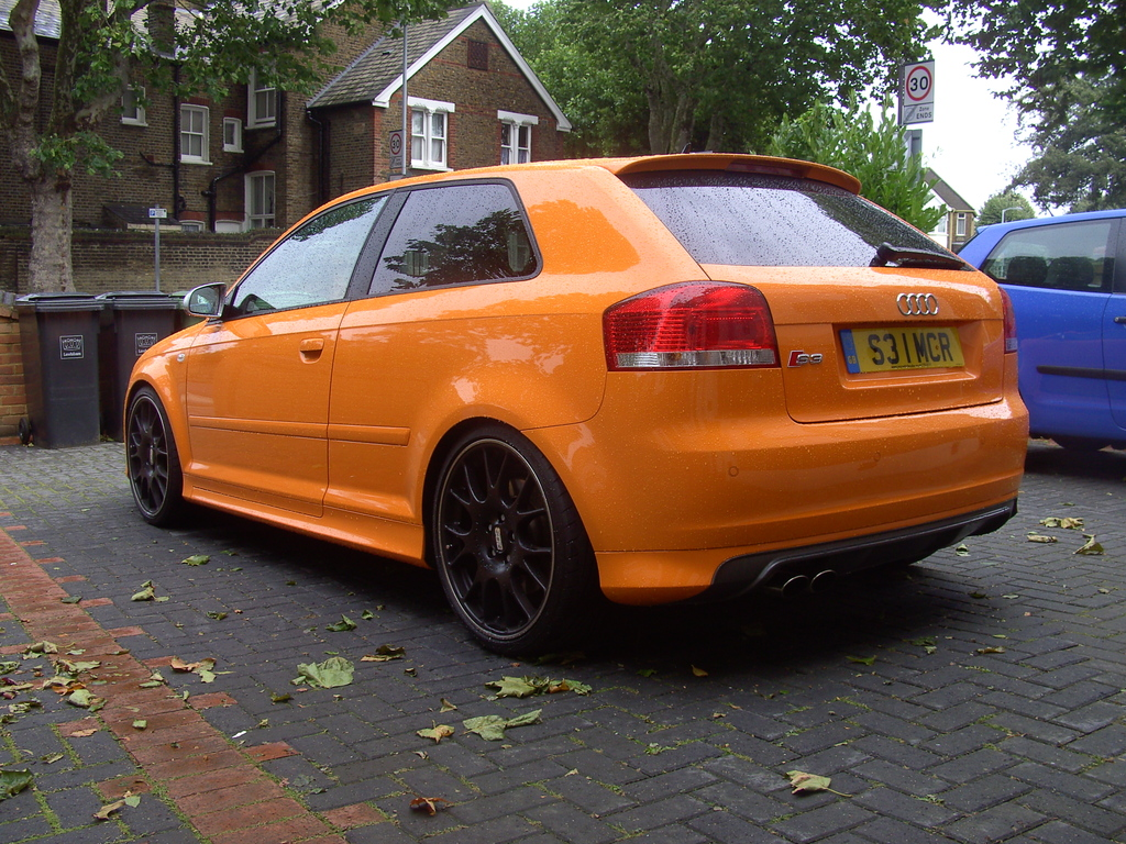 Solar Orange S3 Opinions Needed Audi Sport Net